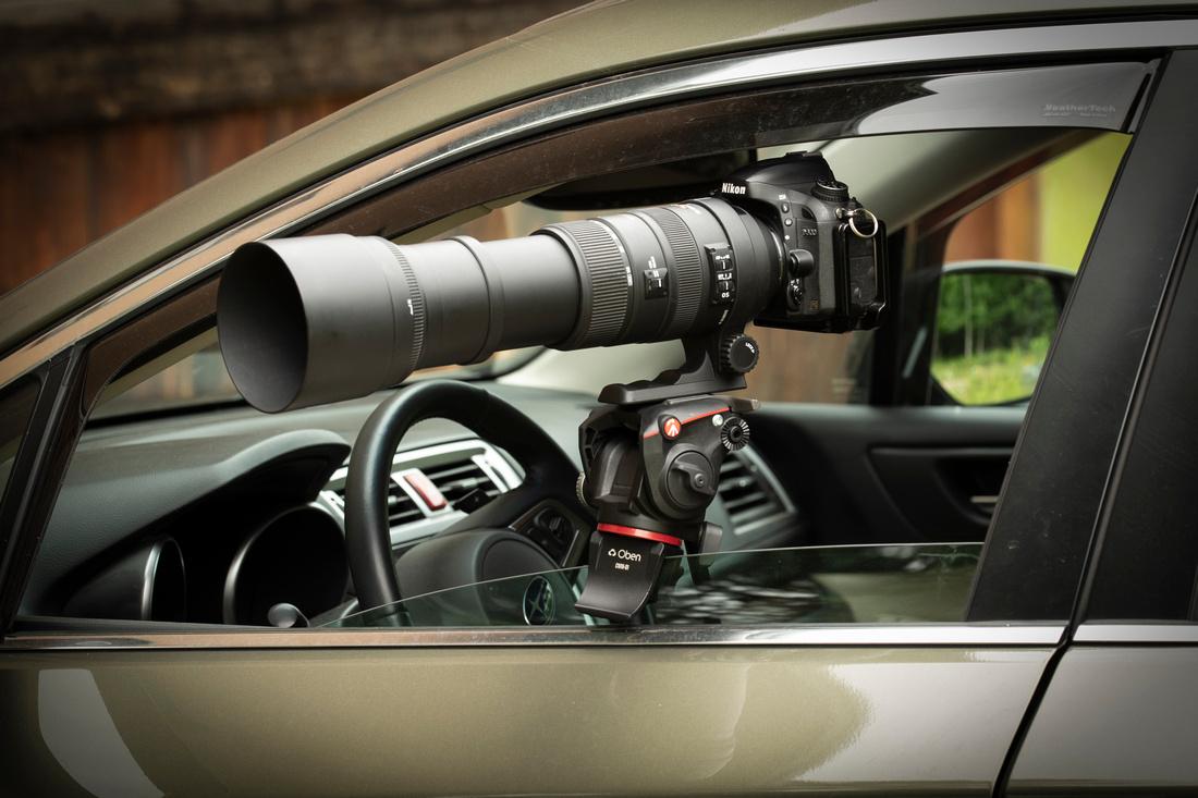Window Bracket Photography